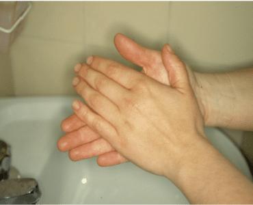 igene mani lavaggio